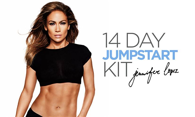 Bodylab Jennifer Lopez 14 Day Kit
