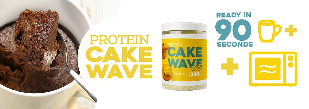 Cake Wave Bodylab24 Fit Foods